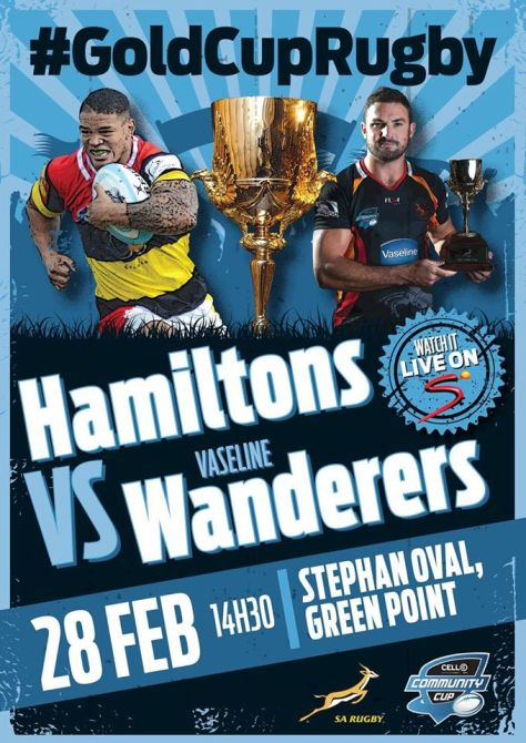 Hammies vs Wanderers
