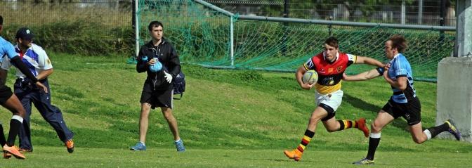 Maclachlan helps the U20's to bonus point win